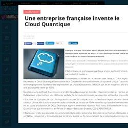 Une entreprise française invente le Cloud Quantique