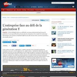 L'entreprise face au défi de la génération Y - ZDNet