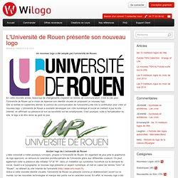 L'Université de Rouen présente son nouveau logo