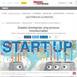 Création : Création d'entreprise : six concours incontournables