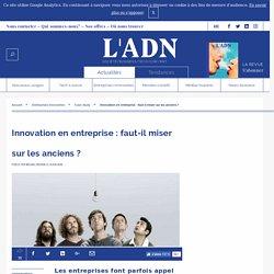 Comment innover en entreprise - stratégie d'innovation