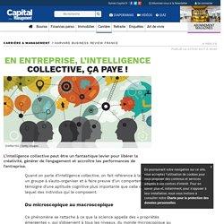 En entreprise, l'intelligence collective, ça paye !