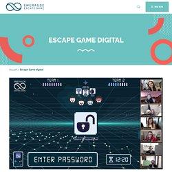 Escape Game Digital pour Entreprise