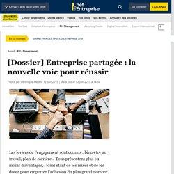 [Dossier] Entreprise partagée : la nouvelle voie pour réussir