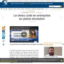 Le dress code en entreprise en pleine révolution