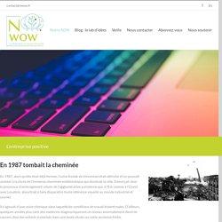 L'entreprise positive - Nwow - Le Think Tank du travail réinventé