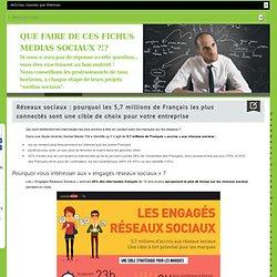 Réseaux sociaux : pourquoi les 5,7 millions de Français les plus connectés sont une cible de choix pour votre entreprise