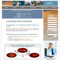 Assurance crédit entreprise : protection contre les impayés