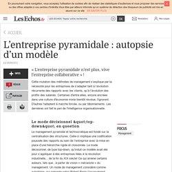 L'entreprise pyramidale : autopsie d'un modèle