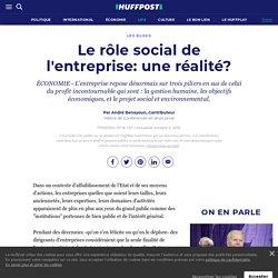 Le rôle social de l'entreprise: une réalité?