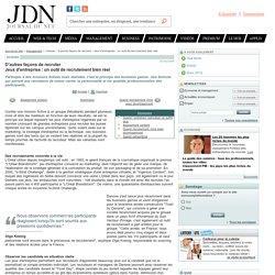 Dossier : D'autres façons de recruter - Jeux d'entreprise : un outil de recrutement bien réel