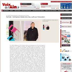 Fermob : l'entreprise résiste à la crise, surfe sur l'innovation « Voix de l'Ain