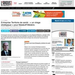 Entreprise Territoire de santé : « un virage stratégique » pour Malakoff Médéric