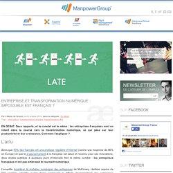 Entreprise et transformation numérique : impossible est Français ?