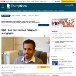 RSE. Les entreprises adaptées s'engagent