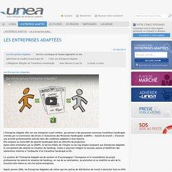 Les Entreprises Adaptées // UNEA - Union Nationale des Entreprises Adaptées