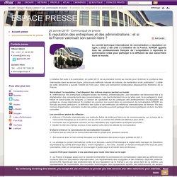 E-reputation des entreprises et des administrations : et si la France valorisait son savoir-faire ? / Les communiqués de presse / Espace presse / Groupe / - Accueil