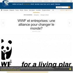 WWF et entreprises: une alliance pour changer le monde?