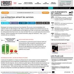 Les entreprises aiment les services - Analyses comparatives assurances