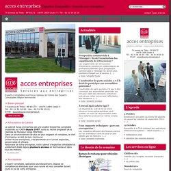 Cabinet Accès entreprises - Audit - Comptabilité - Conseils - Experts - Conseils aux entreprises - Caen - Calvados - Basse-Normandie