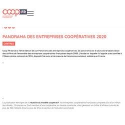 Panorama des entreprises coopératives 2020
