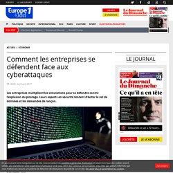 Comment les entreprises se défendent face aux cyberattaques