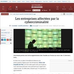 Les entreprises affectées par la cybercriminalité