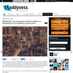 #Marketing : Les entreprises ont-elle intérêt à se développer sur le modèle du réseau social?