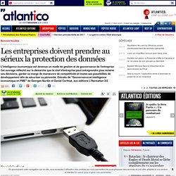 Les entreprises doivent prendre au sérieux la protection des données