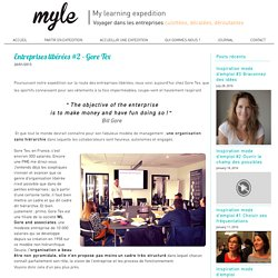 Myle, my learning expedition, voyager dans les entreprises...