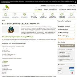 Focus sur l'export français et les entreprises exportatrices