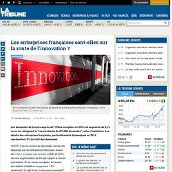 Les entreprises françaises sont-elles sur la route de l'innovation ?