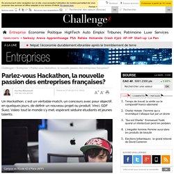 Parlez-vous Hackathon, la nouvelle passion des entreprises françaises?