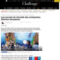 Les secrets de réussite des entreprises libérées françaises
