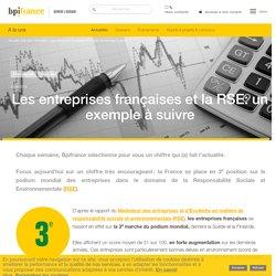 Les entreprises françaises et la RSE: un exemple à suivre