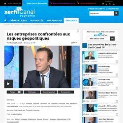 Thomas Gomart, Ifri - Les entreprises confrontées aux risques géopolitiques