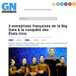 3 entreprises françaises de la Big Data à la conquête des États-Unis - GlobalizNow