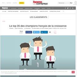 Les entreprises françaises indépendantes championnes de la croissance