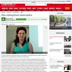 Des entreprises innovantes - 18/07/2014 - LaDepeche.fr