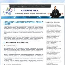 ORGANISER SA SOIREE D'ENTREPRISE : PIEGES A EVITER ...