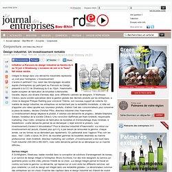 Conjoncture - Design industriel. Un investissement rentable