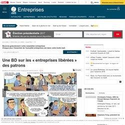 Une BD sur les «entreprises libérées» des patrons