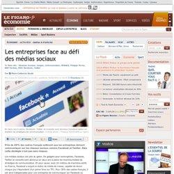 Médias & Publicité : Les entreprises face au défi des médias sociaux