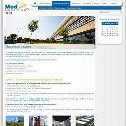 Les atouts poussant les entreprises Outsourcing à choisir les parcs Offshore du Maroc gérés par MedZ Sourcing