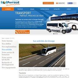 Transport autocar, tourisme autocar pour entreprises, scolaire ou particulier