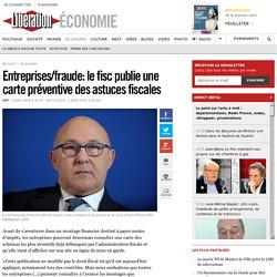 Entreprises/fraude: le fisc publie une carte préventive des astuces fiscales