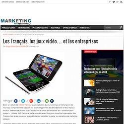 Les Français et les jeux vidéo, Communication, marketing, publicité : les entreprises doivent-elles jouer le jeu ?