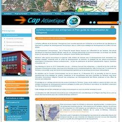 Schéma d'accueil des entreprises et Plan guide de requalification de Villejames