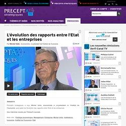 Michel Volle, Institut de l'Iconomie - L'évolution des rapports entre l'Etat et les entreprises