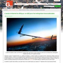 L'accès à internet en Afrique, un défi pour les entreprises transnationales